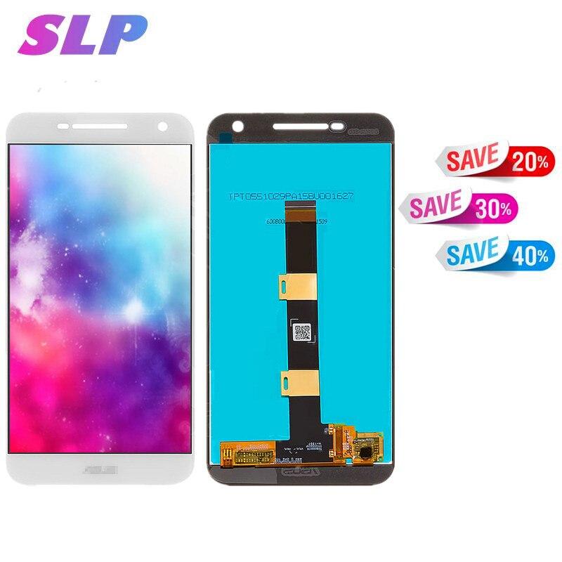Skylarpu 5.5 pouce Blanc Complet LCD pour Asus Pegasus 2 Plus X550 Cellulaire Téléphone LCD Full affichage écran écran tactile Livraison Gratuite