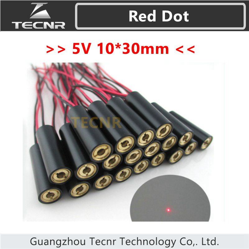 Diode Module Red Dot Set Positioning DC 5V for Co2 Laser Engraving Cutting Head