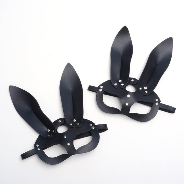 Bunny Party Masks  3
