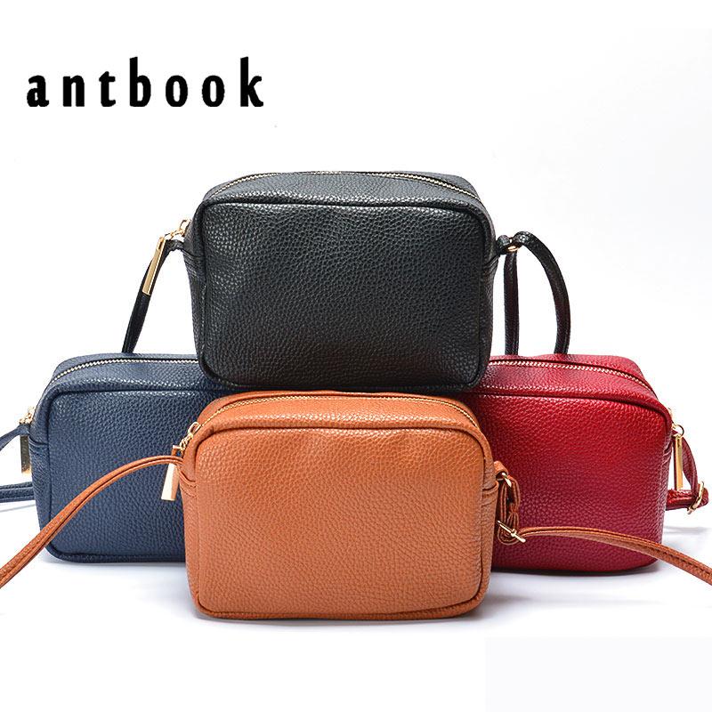 Alacsony ár jó minőségű Vintage zsanér táska kis divat lányok Crossbody táska Retro női Messenger Bag Bolsa női válltáska