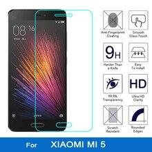 2.5D 9 H Premium de Vidro Temperado Para Xiaomi Mi 5 Telefone M5 acessórios Filme Protetor de Vidro Para Xiomi Mi5 Xiami Mi 5 Xaomi Mi5