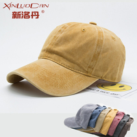 2017 Simple Baseball Cap Men Winter Cap Trucker Cap Vintage Bad Hair Day Adjustable Caps New
