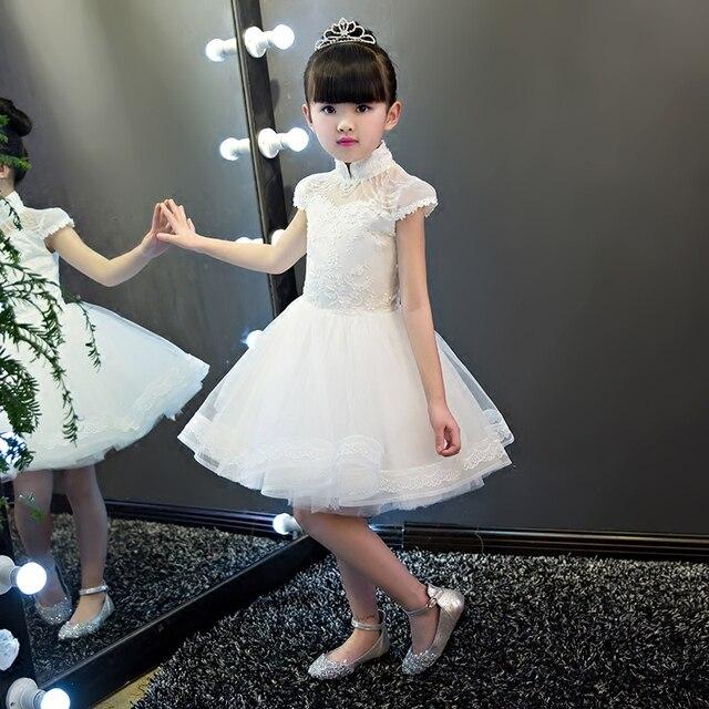 2019 Baru Kedatangan Pernikahan Perempuan Anak Anak Gaun Pesta