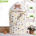 Cobertores de algodão do bebê segure cobertores parágrafo verão dos desenhos animados fabricantes frete grátis