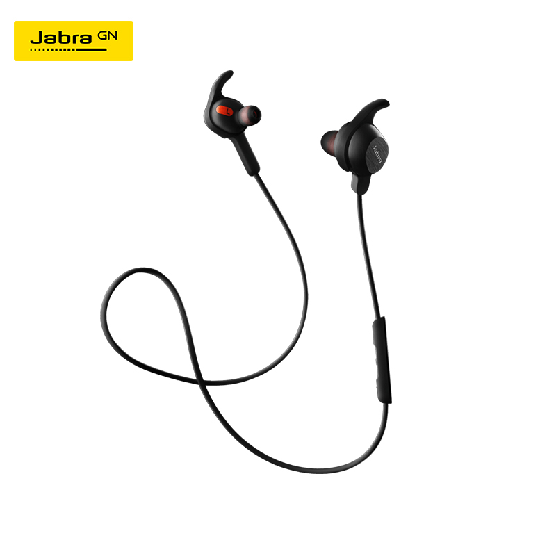 Bluetooth headphone Jabra Rox Black in-ear jabra sport rox