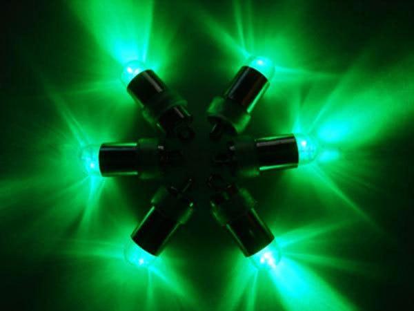 Хэллоуин украшения 100 шт./лот Батарея действовали led Бумага Фонари огни, Шар Света на Рождество/свадебные принадлежности