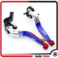 For BMW S1000RR 2010 2018 S1000R 2014 2018 HP4 2011 2014 Motorcycle Accessories Folding Extendable Brake Clutch Levers