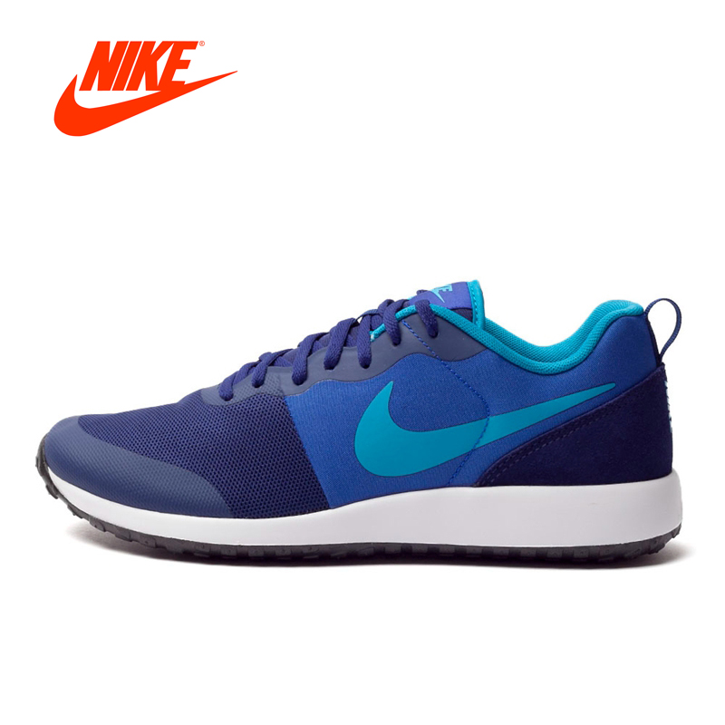 Original New Arrival Official NIKE Men's Light Low Top Breathable Running Shoes Sport Sneakers  цена