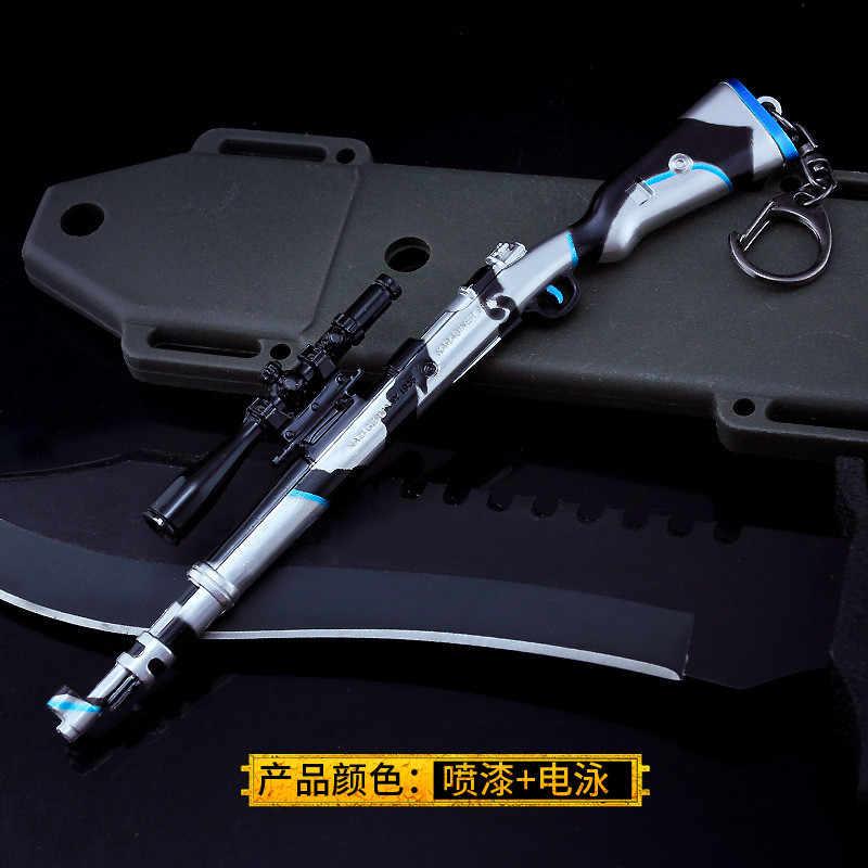 98 K игра Playerunknown's Battlegrounds 3D брелок pubg кастрюля кулон забавные детские аксессуары для Игрушечного Пистолета