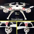 Bayangtoys X16 Profissional Бесщеточный Quadcopter Drone FPV Дроны с Камерой HD 1080 P 12Mp Вертолет Дрон Против X8 X8C X8W X8G