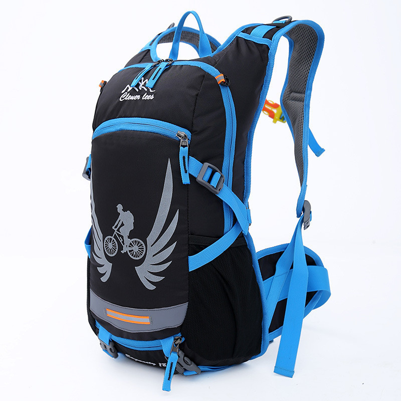 18L Waterproof fashion men Bicycle Backpack casual women travel Rucksacks male Packsackfemale Ridin