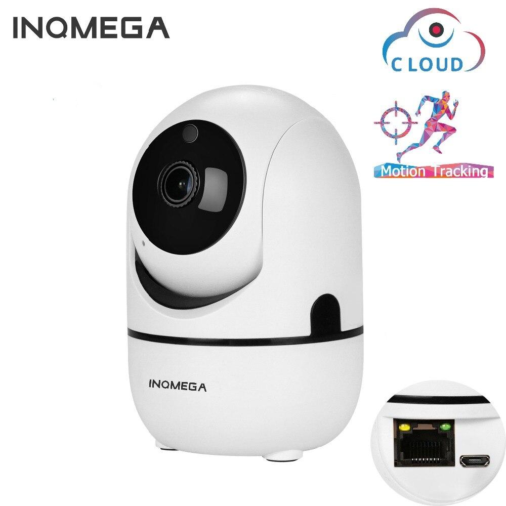 INQMEGA 1080 p nube cámara IP inalámbrica inteligente seguimiento automático de humanos Mini Wifi cámara de seguridad de vigilancia CCTV red