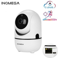 INQMEGA 1080P Cloud Wireless IP Camera Intelligent Auto Tracking Of Human Mini  Wifi Cam Home Security Surveillance CCTV Network