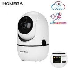 INQMEGA 1080 P облако Беспроводной IP камера Intelligent Auto Tracking человека мини Wi Fi Cam охранных видеонаблюдения сети