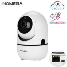 INQMEGA 1080P سحابة كاميرا IP لاسلكية ذكية تتبع السيارات من الإنسان كاميرا صغيرة واي فاي أمن الوطن مراقبة شبكة الدوائر التلفزيونية المغلقة