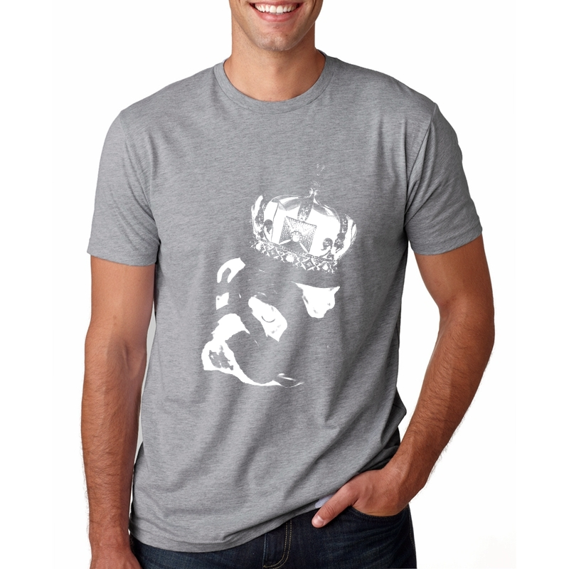 e388ed1815 New Arrival Funny Animals T Shirt Men Flamingo/English Bulldog/Cat T ...