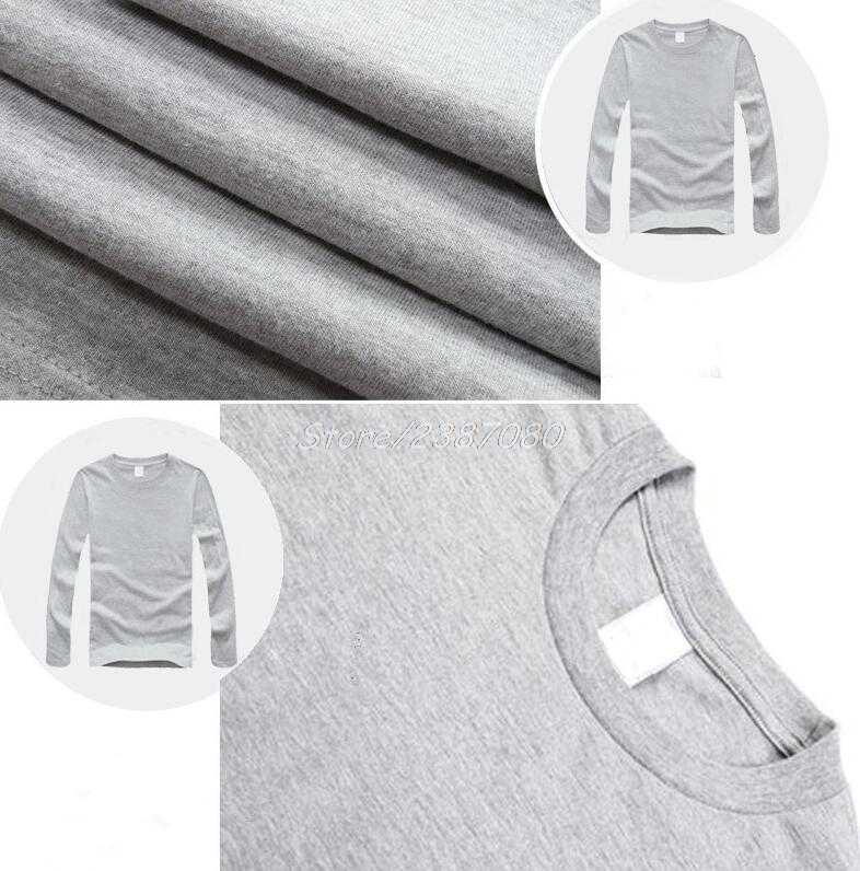 Самая большая в мире футболка для отца I Mean Мужская футболка с длинными рукавами новые хлопковые футболки с круглым вырезом и 3D-принтом для мальчиков
