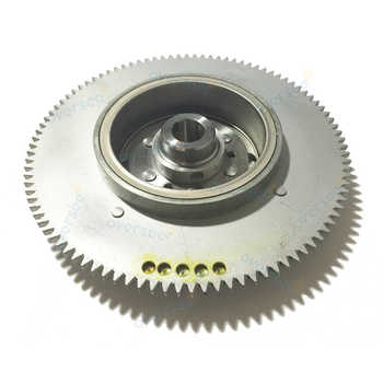 61T-85550-10 Electrical Rotor Flywheel Replaces For Yamaha Outboard Motor 25HP 30HP 61N 69P 61T 2T Parsun 61T-85550 - DISCOUNT ITEM  0% OFF All Category
