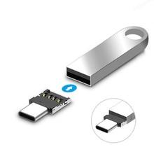 USB C к USB A 3,0 адаптер конвертер Разъем Премиум Алюминий для MacBook Pro Лучшая цена