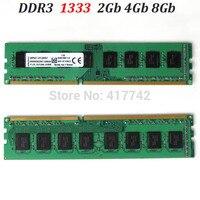 RAM Ddr3 1333 Memoria Ram DDR3 1333Mhz 16Gb 8Gb 4Gb 2Gb Desktop Memory PC3 10600 2G