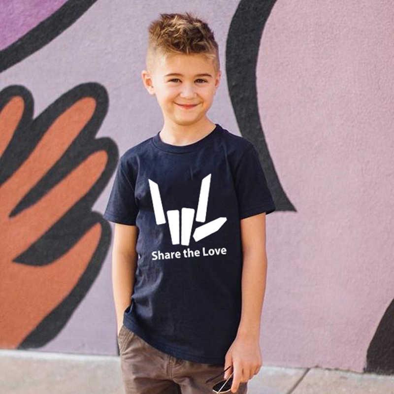 2019 חדש קיץ בני T חולצה אופנה הדפסת לילדים ילד כותנה קצר שרוול תינוק בנות T חולצה ילדים של בגדי מותג