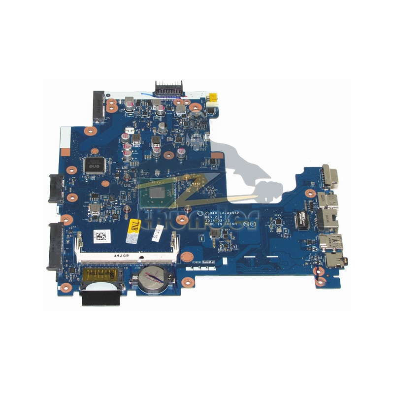 775632-001 for hp 14-r 240 g3 laptop motherboard Celeron N2830 CPU DDR3L free shipping laptop motherboard for 3531 028v9w la b481p n2830 cpu