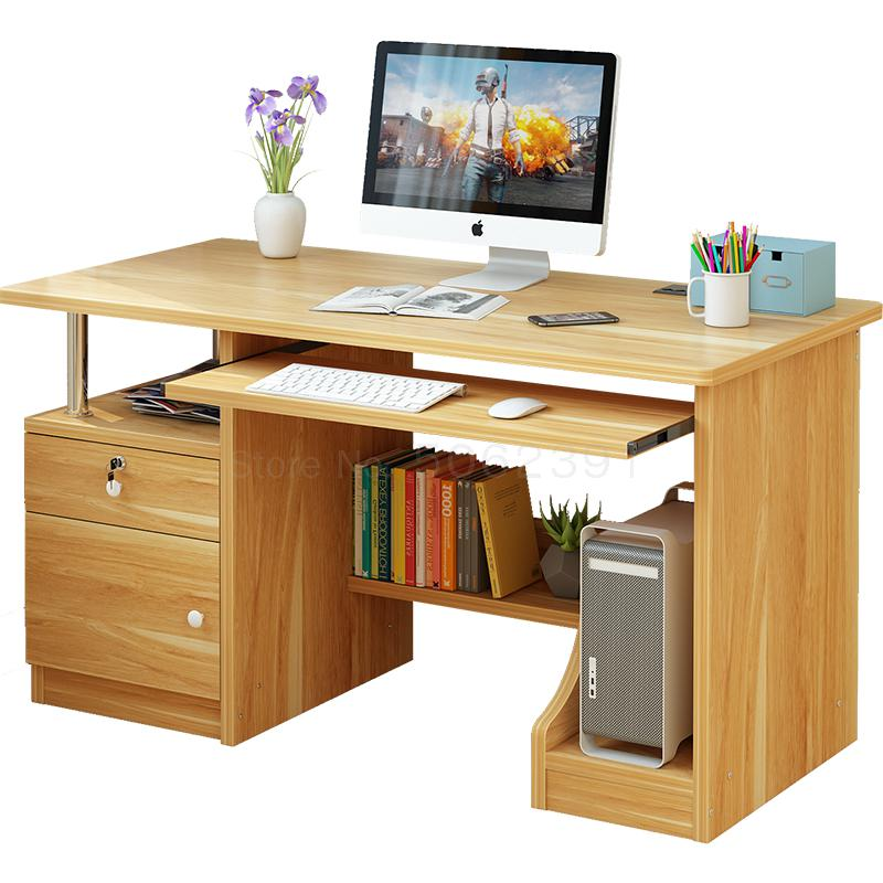 Simple Home Student Desk Modern Bedroom