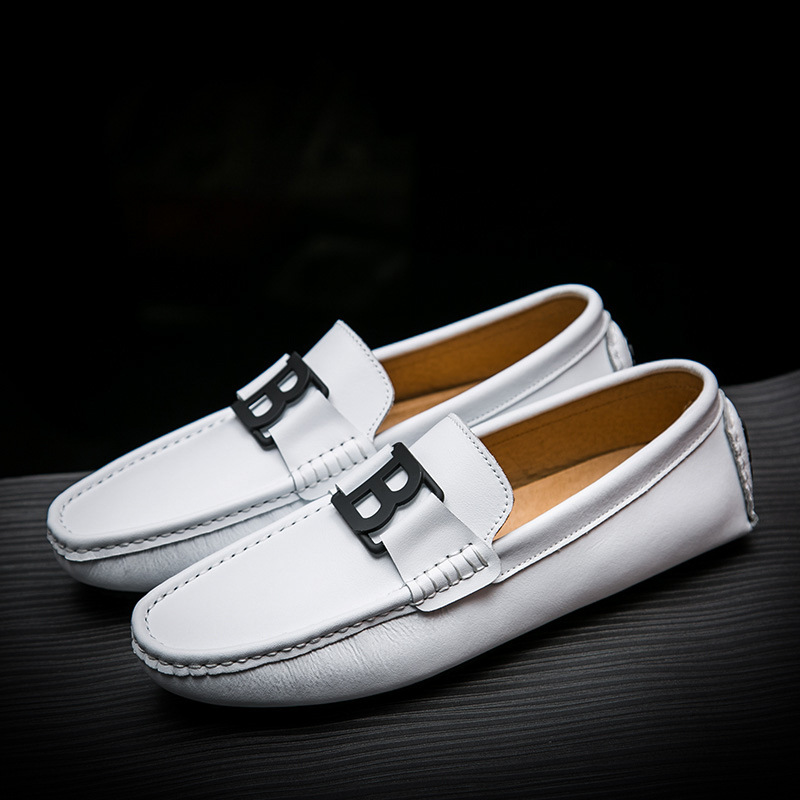 2017 Summer New Genuine Leather Men Shoes Casual Loafers Fashion Moccasins Breathable Slip-on Soft Flats Driving Shoes H286 35  new men leather driving moccasins shoes british hollow men s slip on loafers summer flats men shoes casual comfy breathable