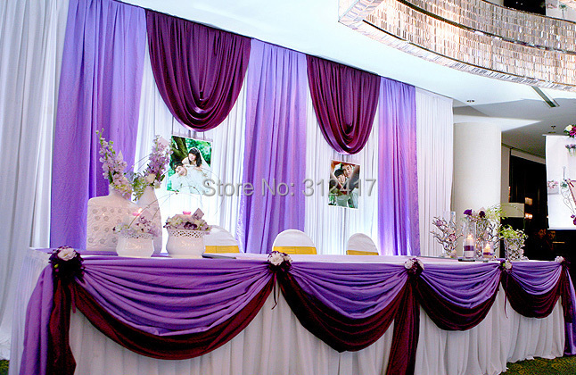 Click To See The Latest In Wedding Backdrops Reception Ceiling D And Table Skirting