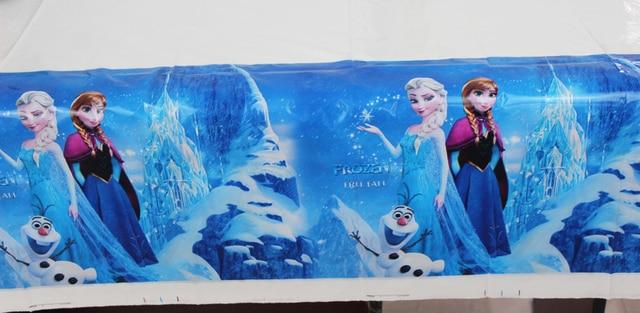 Frozen princess Theme Boy Girl Birthday Party Decoration Birthday