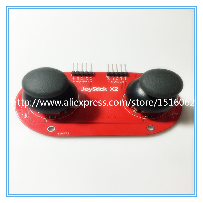 Higher Quality Dual-axis XY Joystick Module PS2 Joystick Control Lever Sensor For Arduino KY-023
