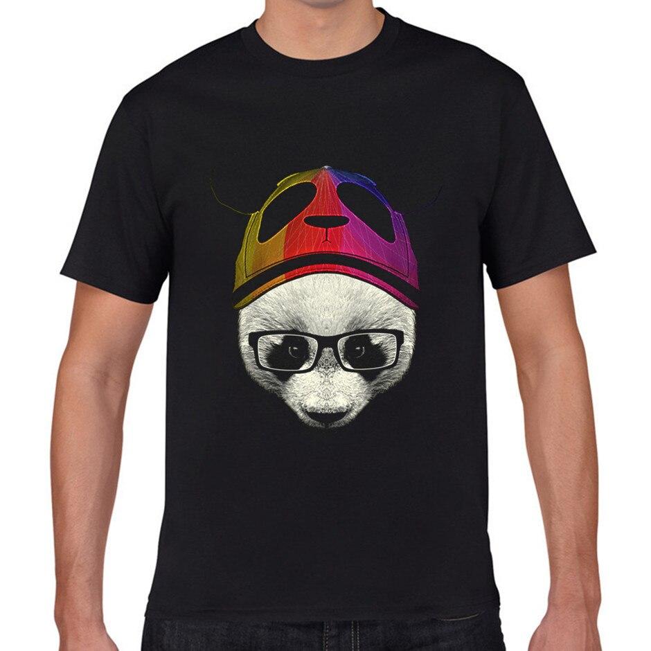 Joyonly New 2018 Summer Children Space Astronaut Design T shirt Colorful Skull Panda T-shirt Casual Tops Boys/Girls Tees tshirts