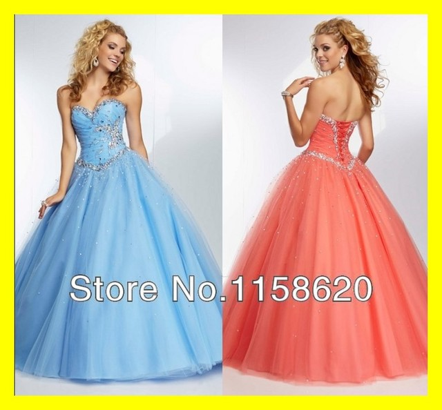 Old Fashioned Prom Dresses Style Formal Juniors Peacock Ball Gown