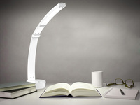 Fashion LED Student Desk Lamp Eye Protection Folding Touch Dimming Lamp USB Charge Table Lamp Children