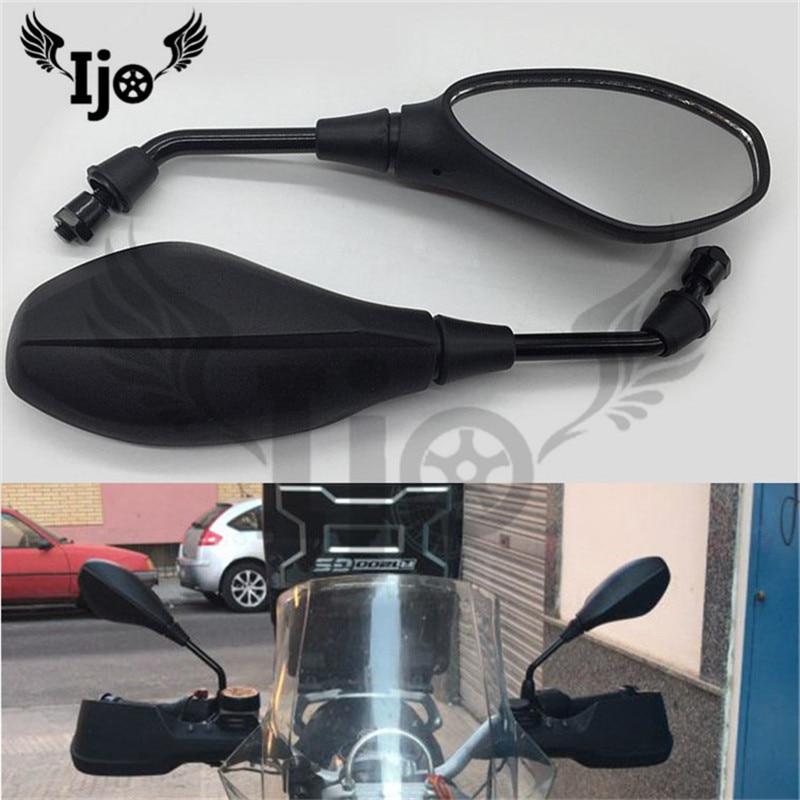 Moto rbike espejo retrovisor para KTM dirt pit espejo moto Cruz 8mm 10mm universal Accesorios moto retrovisor moto rcycle espejo