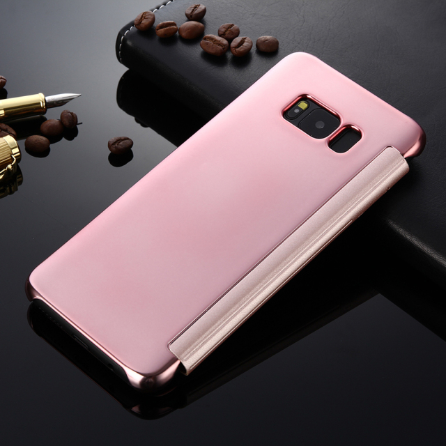 Fineshow S8/S8 Plus Flip Leather Case for Samsung Galaxy S8