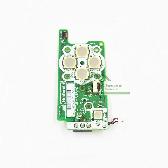 الأصلي ABXY لوحة مفاتيح لوحة توزيع الطاقة لاستبدال نينتندو ل NDSi