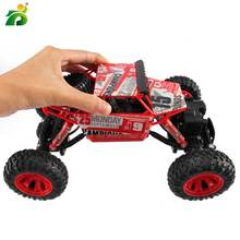 BEI JESS 4WD RC 2.4GHz rocker climbing car 4×4 dual-motor bicycle remote control model off-road vehicle boy toys
