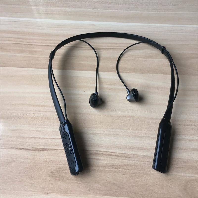 Hongsund SM818 Wireless Bluetooth 4.1 Stereo Headset Necklace Neckband Handsfree Universal