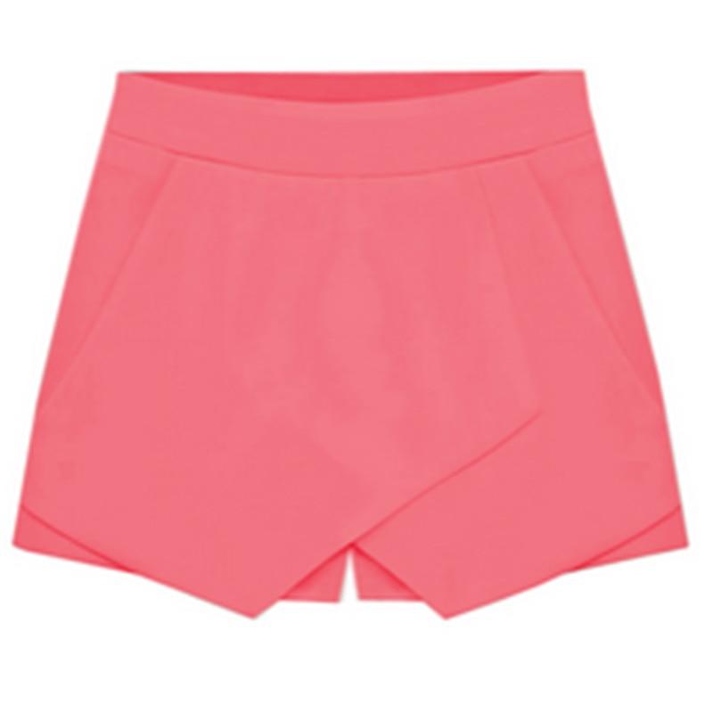HTB12FtIHFXXXXb5XXXXq6xXFXXXK - Shorts Culottes New Shorts Skirt Plus Size S-XXL PTC 233