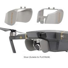 Солнцезащитная бленда для объектива с бликовым покрытием, защитная крышка для камеры DJI Mavic Pro, аксессуары для серии