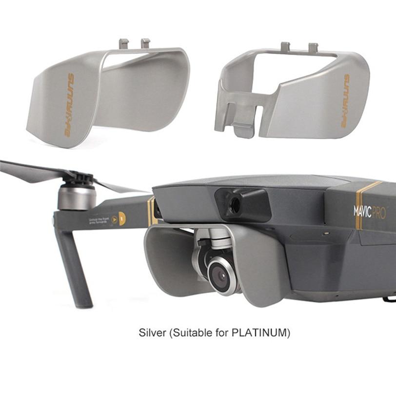 TOPUNDER New Lens Hood Glare Gimbal Camera Protector Cover for DJI Phantom 4 Pro//Pro