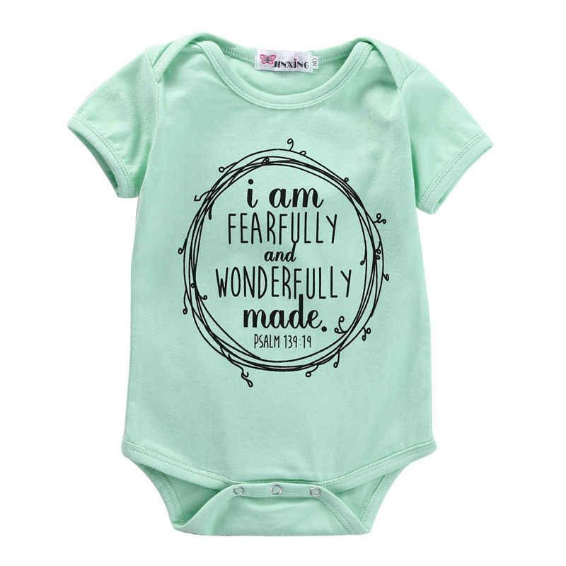 Новинка 2017 года; брендовые Детские Боди; сезон весна-лето; хлопковые боди для новорожденных; комплект одежды с короткими рукавами для маленьких мальчиков и девочек