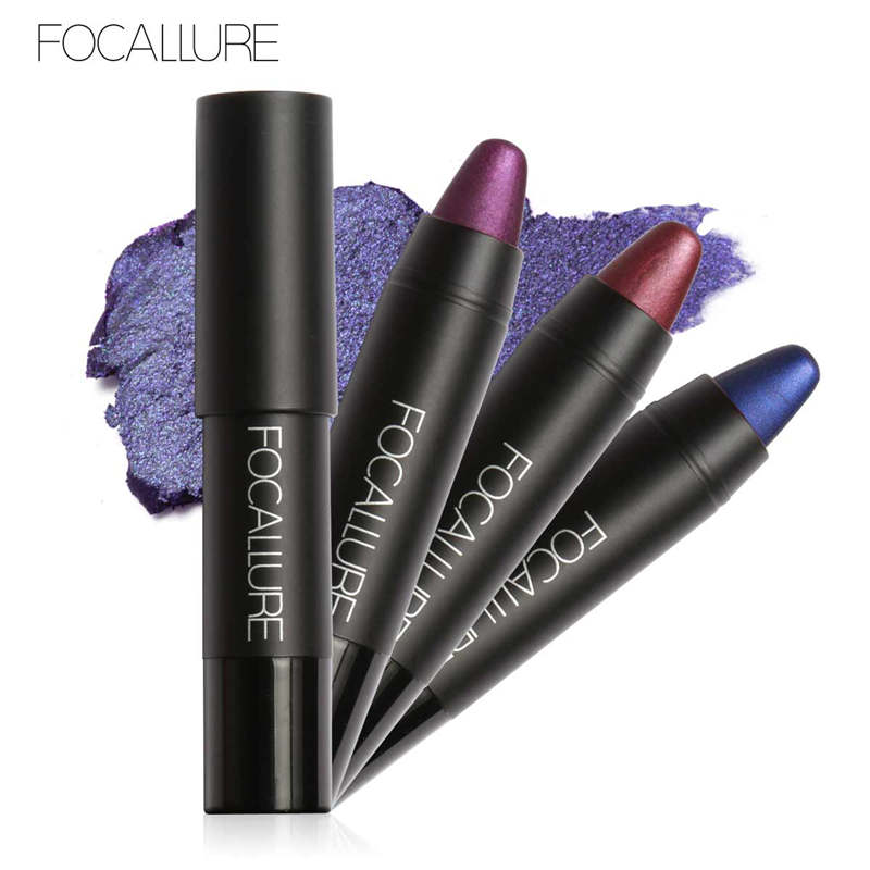 FOCALLURE Makeup Colorful Waterproof Shimmer