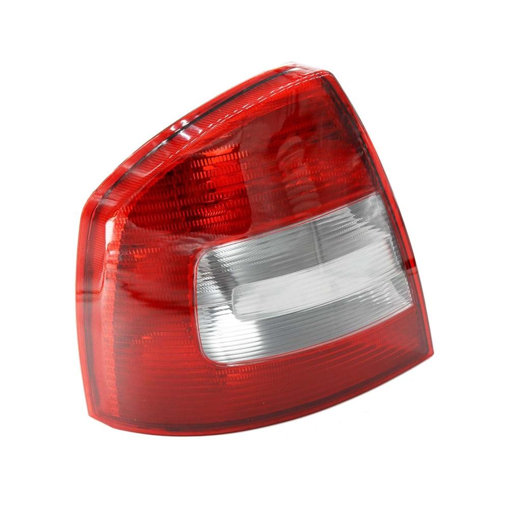 Левый для Шкода Октавия А6 РС 2009 2010 2011 2012 2013 автомобиля задние фонари задний фонарь