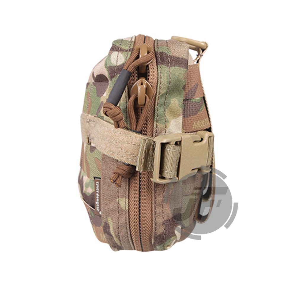 Emerson Tactical MOLLE Modular Accessory Pouch EmersonGear Multi-Purpose Debris Waist EDC Bag Utility Gadget Gear Carrier 2