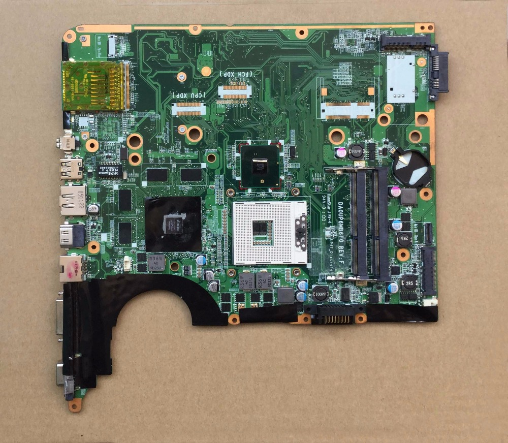 все цены на  605699-001 for HP PAVILION for DV7 DV7-3000 laptop motherboard DV7-3000 NOTEBOOK PM55 fully tested and 100% test  онлайн