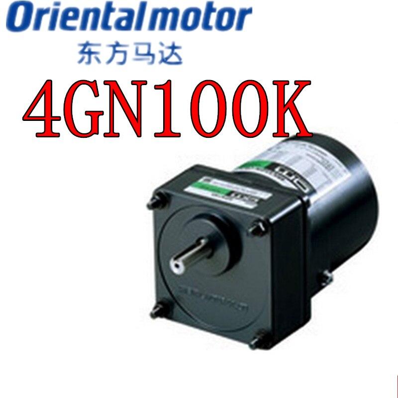 Japan Oriental OM reducer 4GN100K Oriental gear box japanese oriental om 4ik25gn sw
