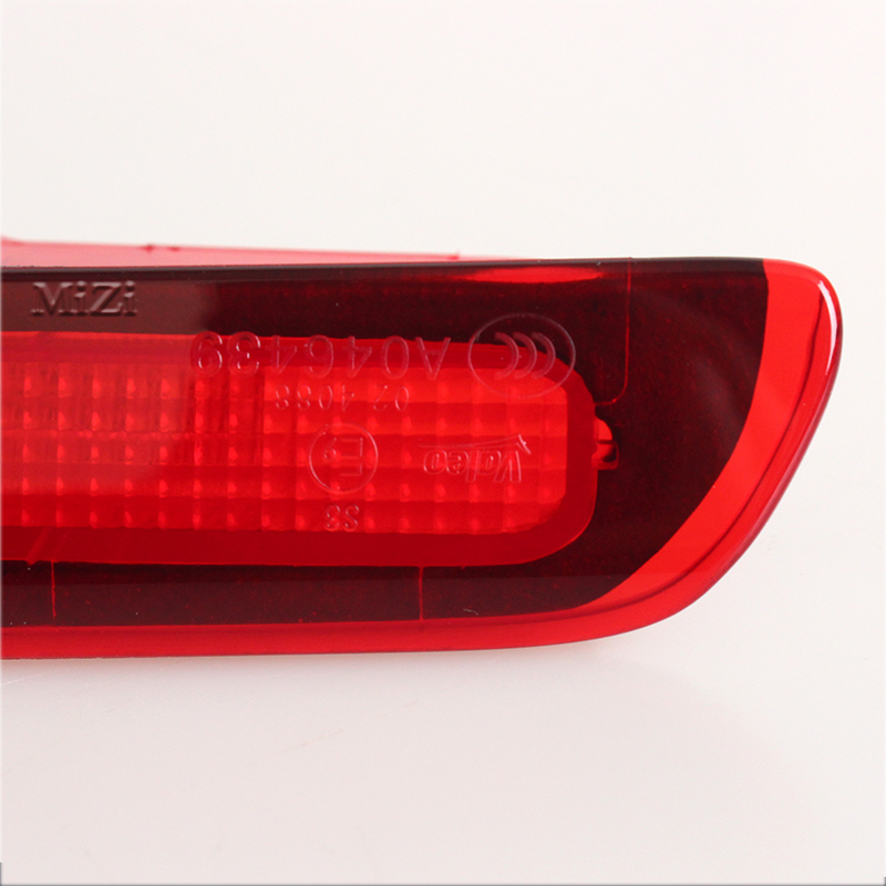 For Nissan QASHQAI 2008 2009 2010 2011 2012 2013 2014 LED High Position Mount Additional Stop Lamp Car styling Rear Brake Light in Car Light Assembly from Automobiles Motorcycles