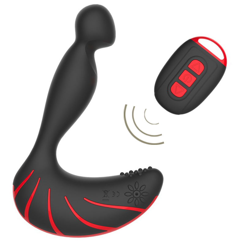 New NV TOYS Prostata Massage Wireless Remote Controll Electric Prostate Stimulation Massager Anal Vibrator for Men Erotic Toys muscle stimulation massager physiotherapy prostate equipment magnetic prostatitis vibrating prostate massager electric